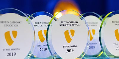 Congratulations to the TYPO3 Award Winners 2019!