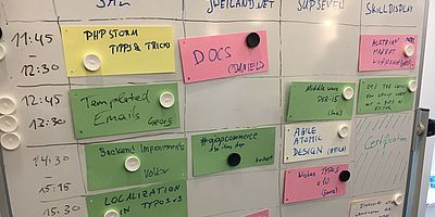SkillDisplay - Recap of TYPO3Camp Vienna 2019